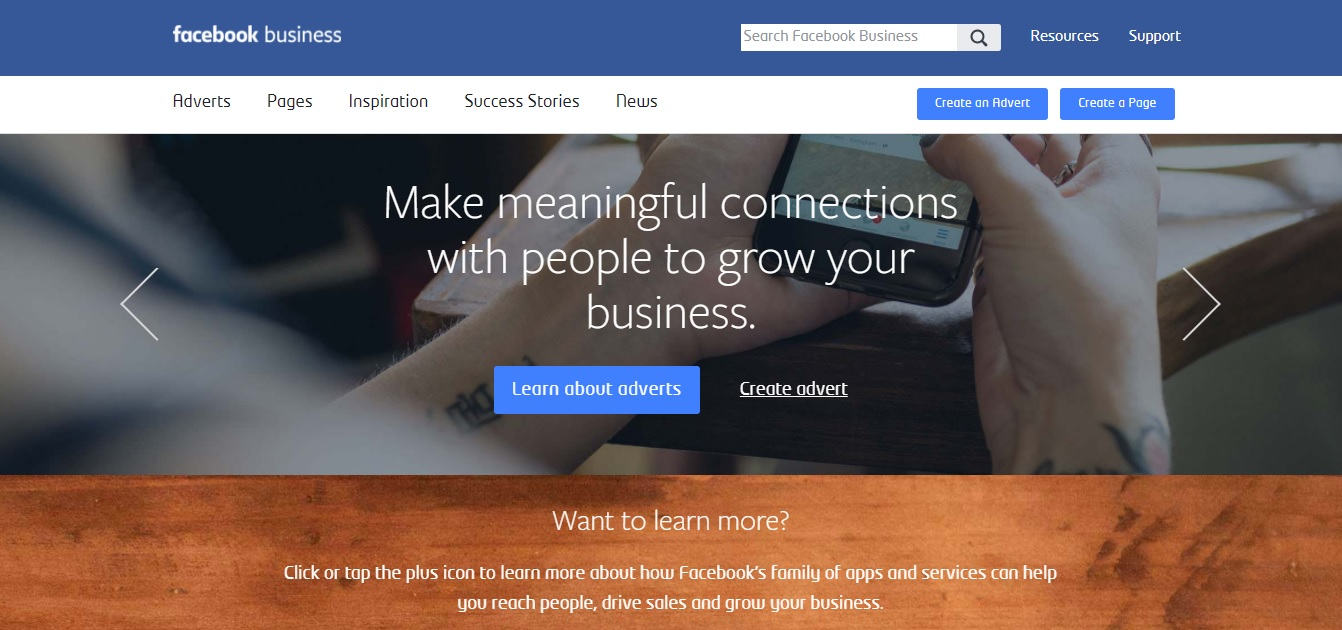 Facebook Marketing (Facebook for Business)